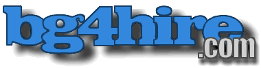 Bg4hire Web Services Logo